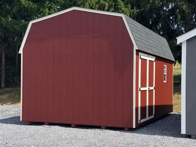 (Building #026) 12x20x7 Economy Barn