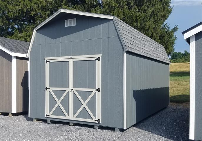 (Building #033) 12x20x7 Barn