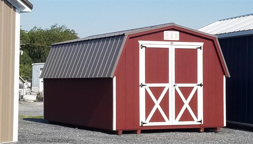 (Building #085) 10×14 Barn