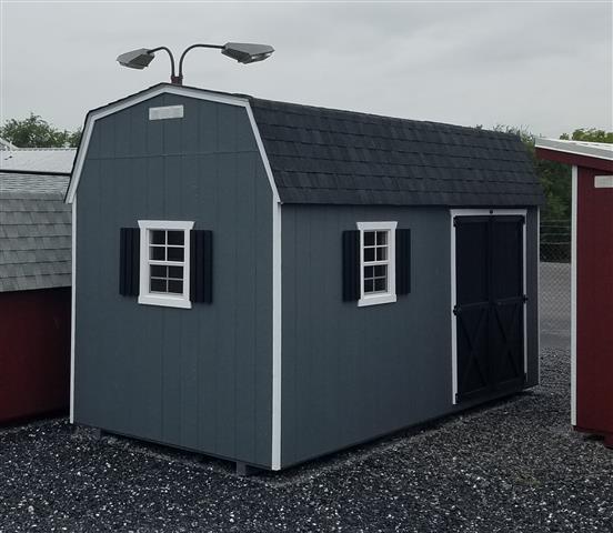 (Building #007) 8x16x7 Barn