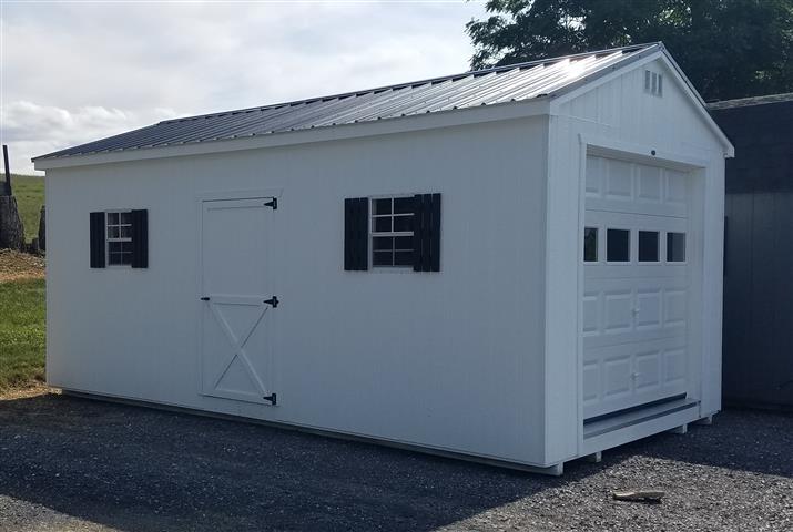 (Building #048) 12x20x8 Cottage
