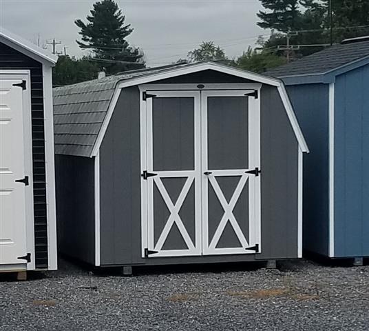 (Building #050) 8×14 Barn