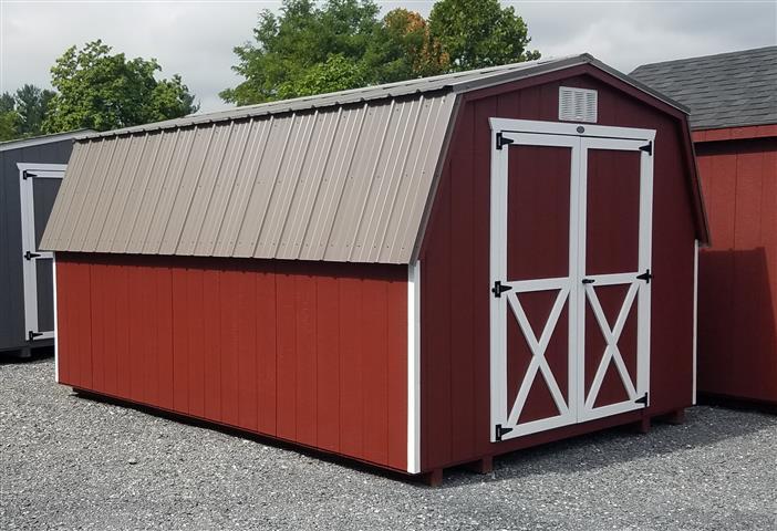 (Building #051) 10×14 Barn