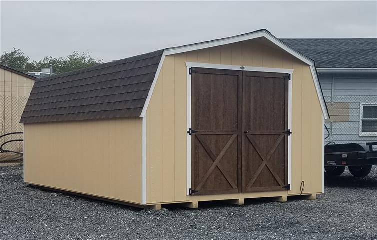 (Building #040) 12×16 Barn
