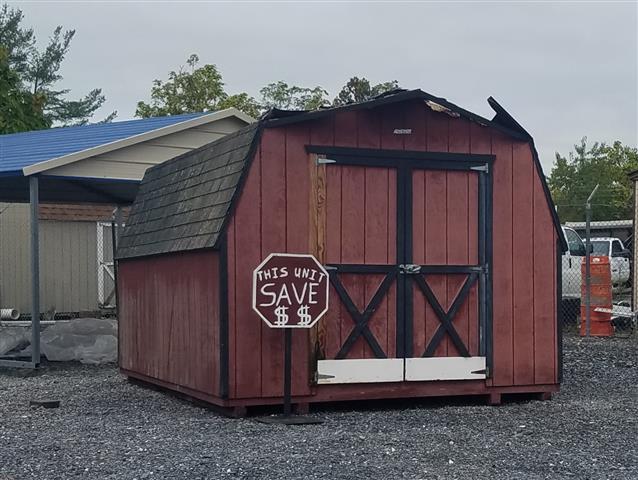 (Building #039) 10×14 Barn