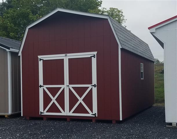 (Building #006) 12x20x7 Barn