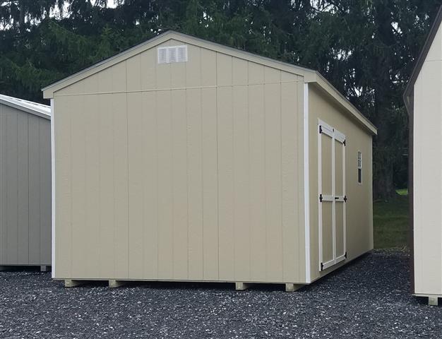 (Building #013) 12x20x8 Economy Cottage