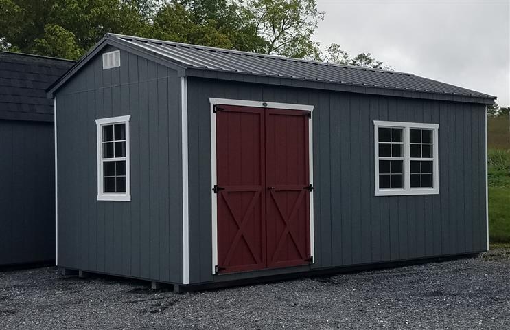 (Building #018) 10x20x8 Cottage