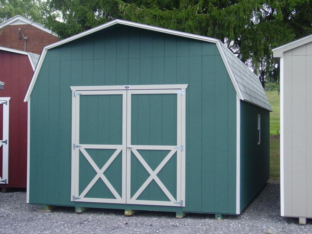 (Building #001) 12x20x6 Barn