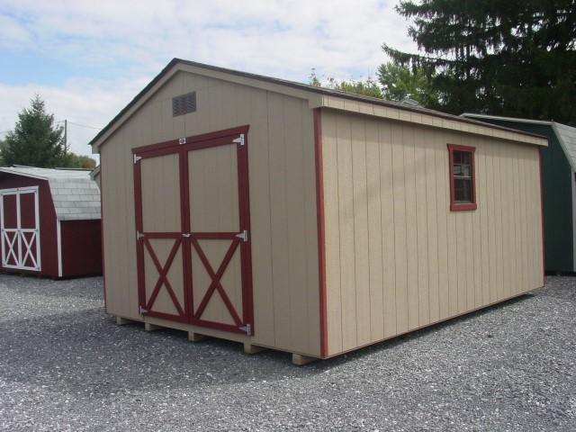 (Building #090) 12×16 Cottage