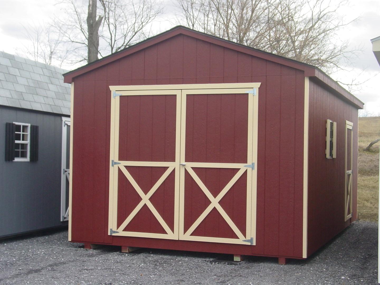 (Building #057) 12x20x8 Cottage