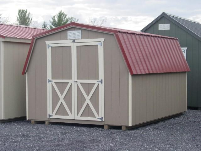 (Building #008) 10×12 Barn