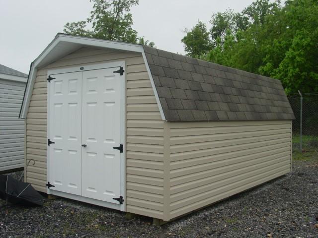 (Building #061)  10×16 Vinyl Barn