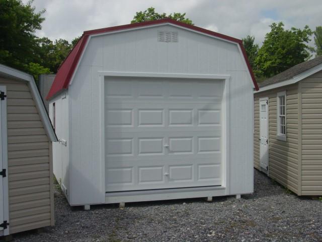 (Building #091) 12x20x7 Economy Barn