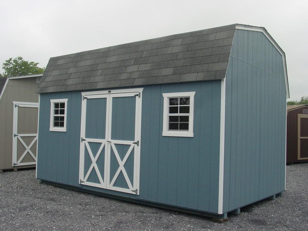 (Building #007) 10x16x7 Barn