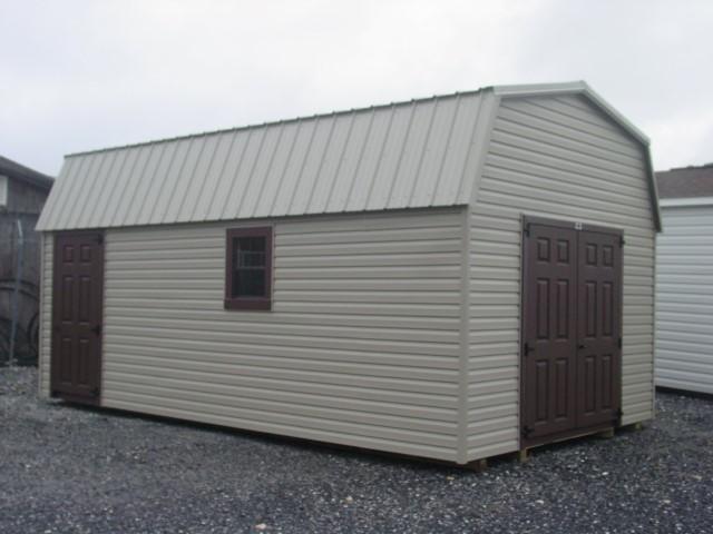 (Building #043) 12x20x7 Vinyl Barn