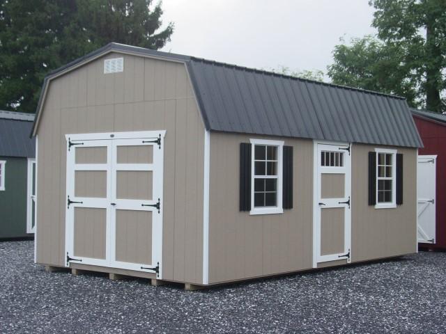 (Building #104) 12x20x7 Barn