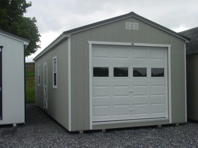 (Building #039) 12x28x8 Cottage