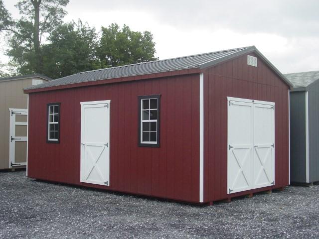 (Building #038) 12x20x8 Cottage