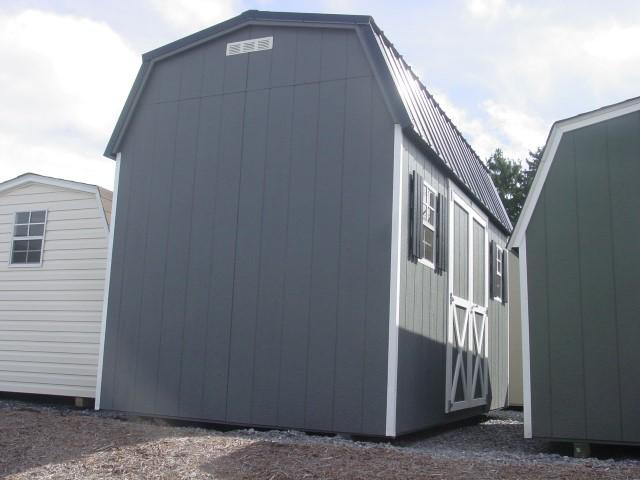 (Building #074) 8x14x7 Barn