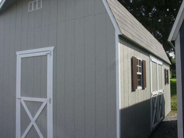 (Building #079) 12x20x7 Barn