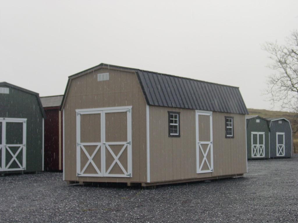 (Building #019) 10x20x7 Barn