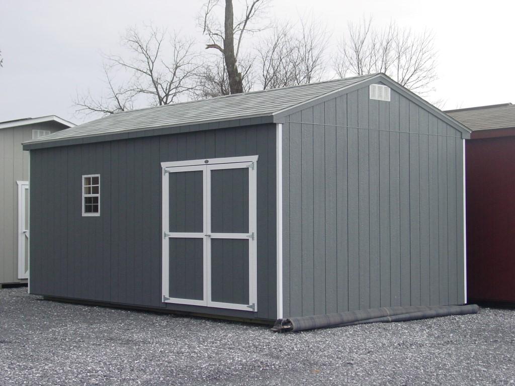 (Building #068) 12x20x8 Economy Cottage