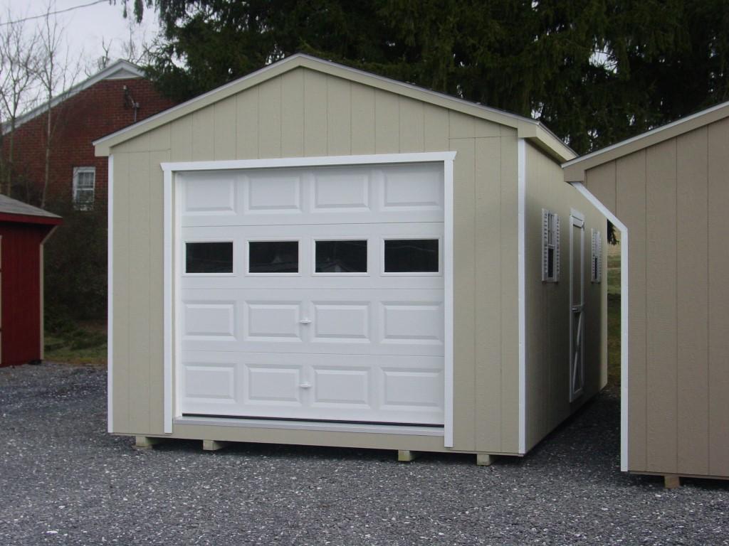 (Building #073) 12x20x8 Cottage