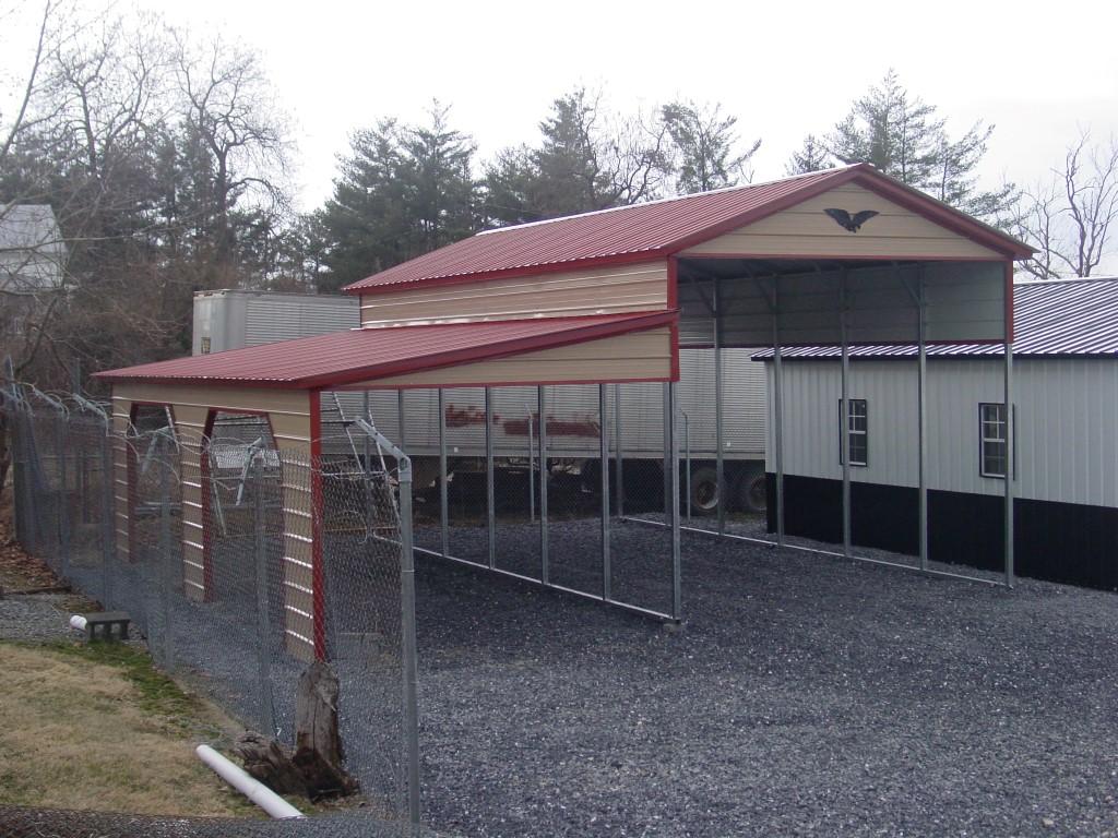 Eagle Carport