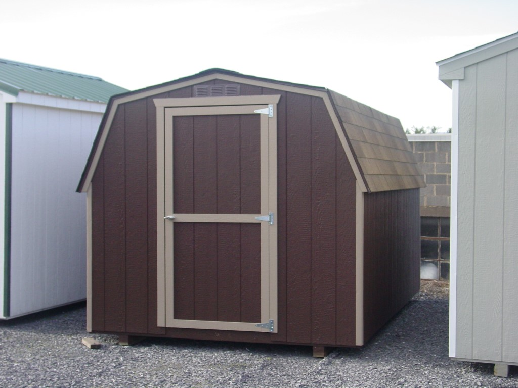 (Building #059) 8×12 Economy Barn