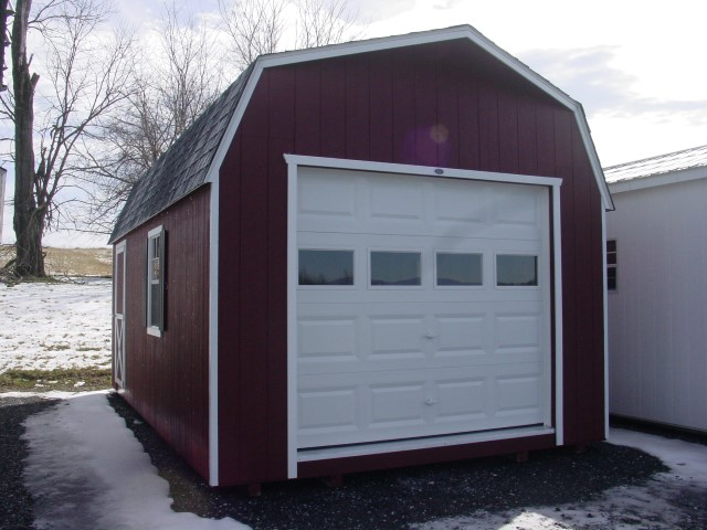 (Building #085) 12x20x7 Barn