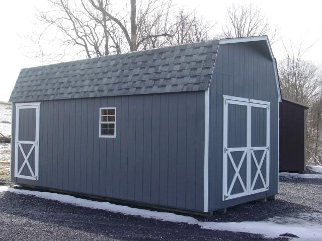 (Building #086) 10x20x7 Barn