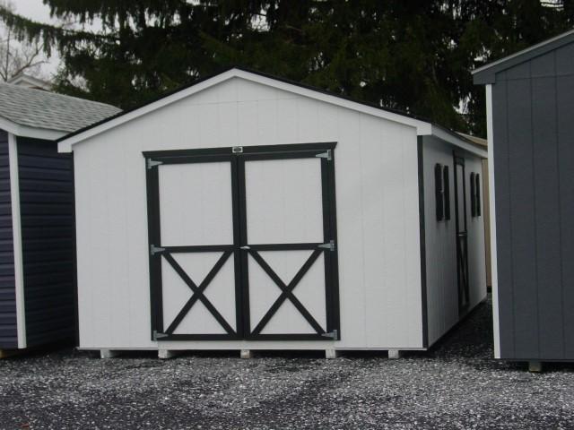 (Building #042) 12×20 Cottage