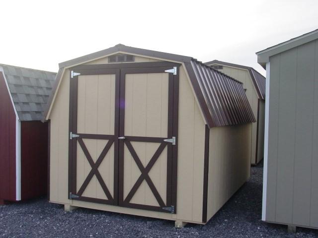 (Building #080) 8×12 Barn