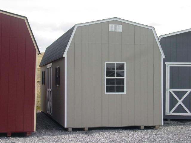 (Building #047) 10x24x7 Barn