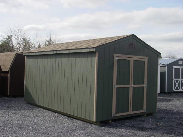 (Building #048) 10×16 Economy Cottage