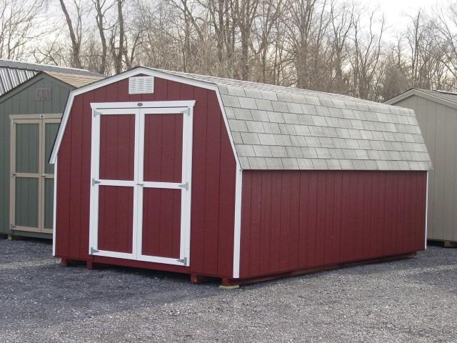 (Building #062)  10×16 Economy Barn