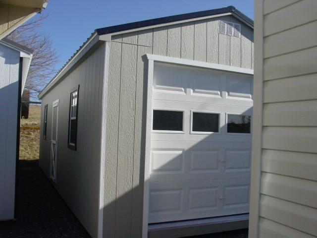 (Building #027) 12x28x8 Cottage