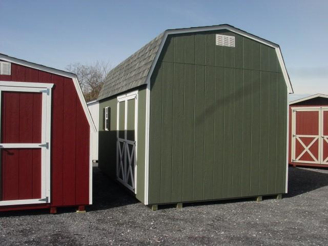 (Building #002) 10x16x7 Barn