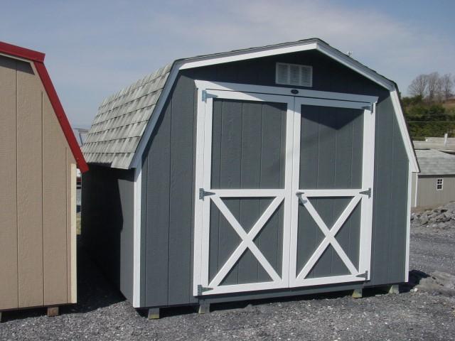 (Building #049) 10×12 Barn