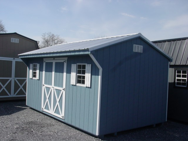 (Building #051) 10×16 Carriage House