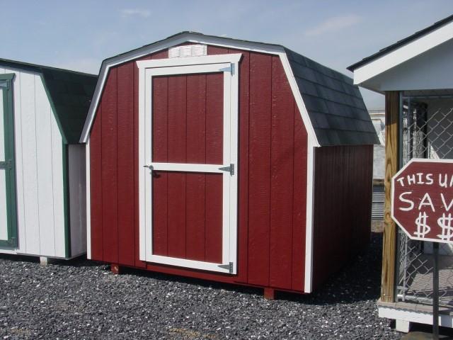 (Building #052) 8×8 Economy Barn