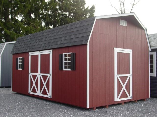 (Building #014) 12x20x7 Barn