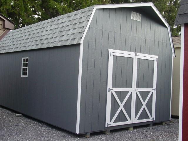(Building #016) 12x20x7 Barn