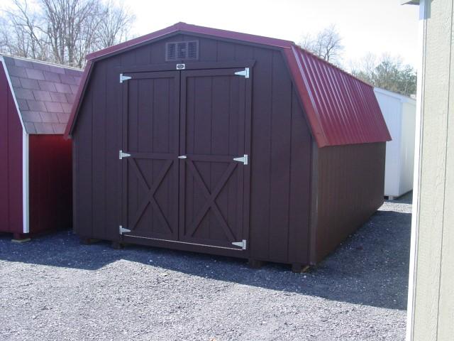 (Building #082) 10×16 Barn