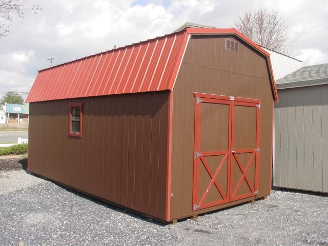 (Building #031) 10x20x7 Barn