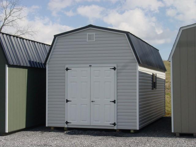 (Building #033) 10x20x7 Vinyl Barn