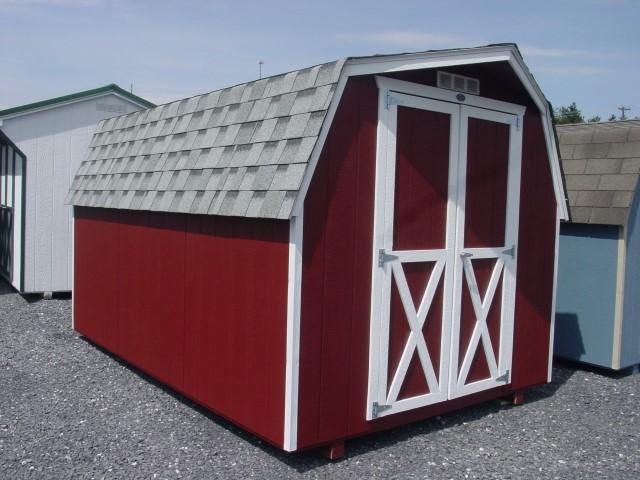 (Building #049) 8×12 Barn