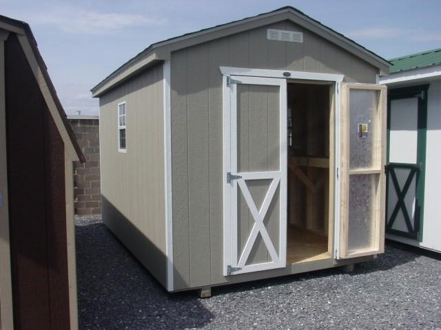 (Building #053) 8×12 Cottage