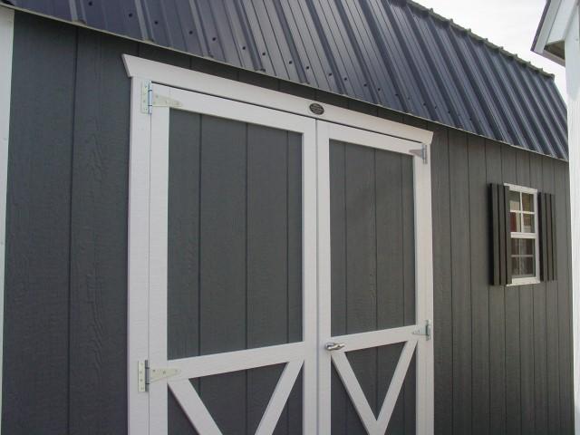 (Building #058) 8x14x7 Barn